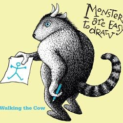 """Monsters Are Easy To Draw"": due parole sull'album d'esordio dei Walking The Cow"