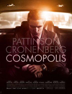 """""""Cosmopolis"""", di David Cronenberg"""