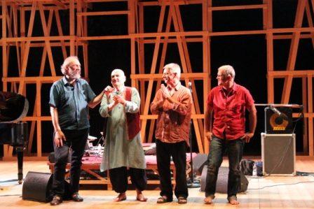 Area Reunion Tour 2012, Limonaia di Villa Strozzi (Firenze), 18/07: due parole inadeguate su una grande serata