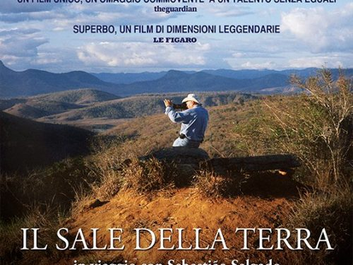 """La dialettica dello sguardo: """"Il Sale della Terra"""", di W. Wenders e J. Ribeiro Salgado (2014)"""