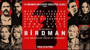 Birdman/poster