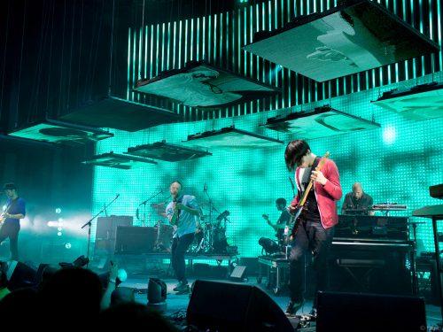 """""""Una cosa divertente che spero di riuscire a fare ancora"""": i Radiohead live a Firenze, Parco delle Cascine, 23/9/2012"""