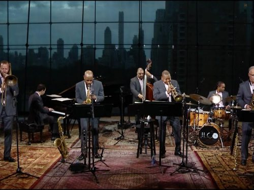 Musica che abita il mondo: The Democracy! Suite (Jazz at Lincoln Center Orchestra Septet with Wynton Marsalis, 2021)