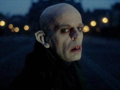"""La """"peste fantastica"""": Nosferatu, Phantom der Nacht"""