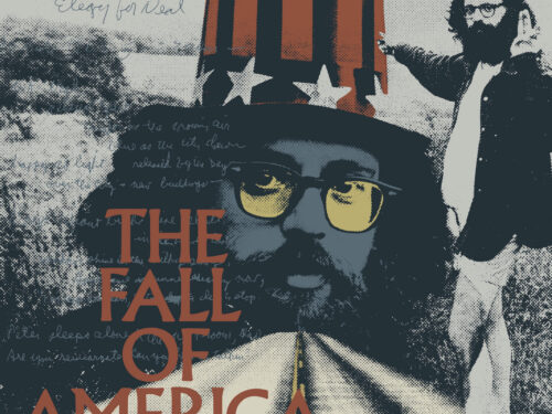 Un poema di questi stati: Allen Ginsberg's The Fall of America, A 50th Anniversary Musical Tribute (2021)